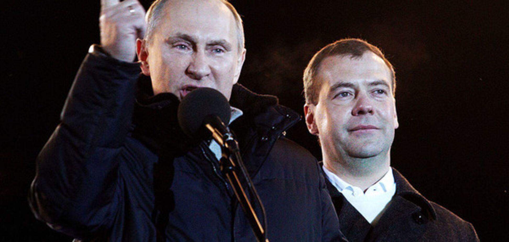 владимир путин выборы 2012