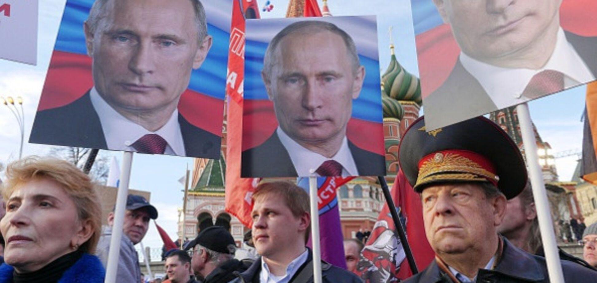 Кроме царя никто не нужен: 'банкир Кремля' объяснил логику Путина