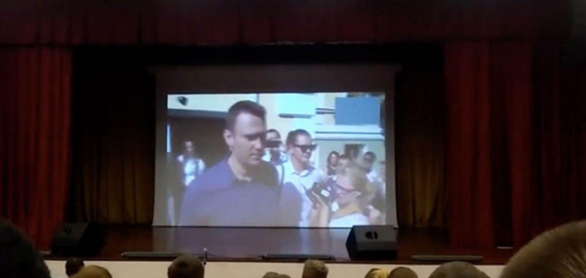 Лекция против Навального