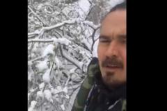 Сніг у Харкові