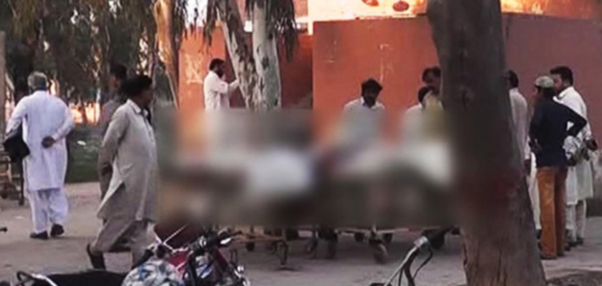 Вбивство в Пакистані