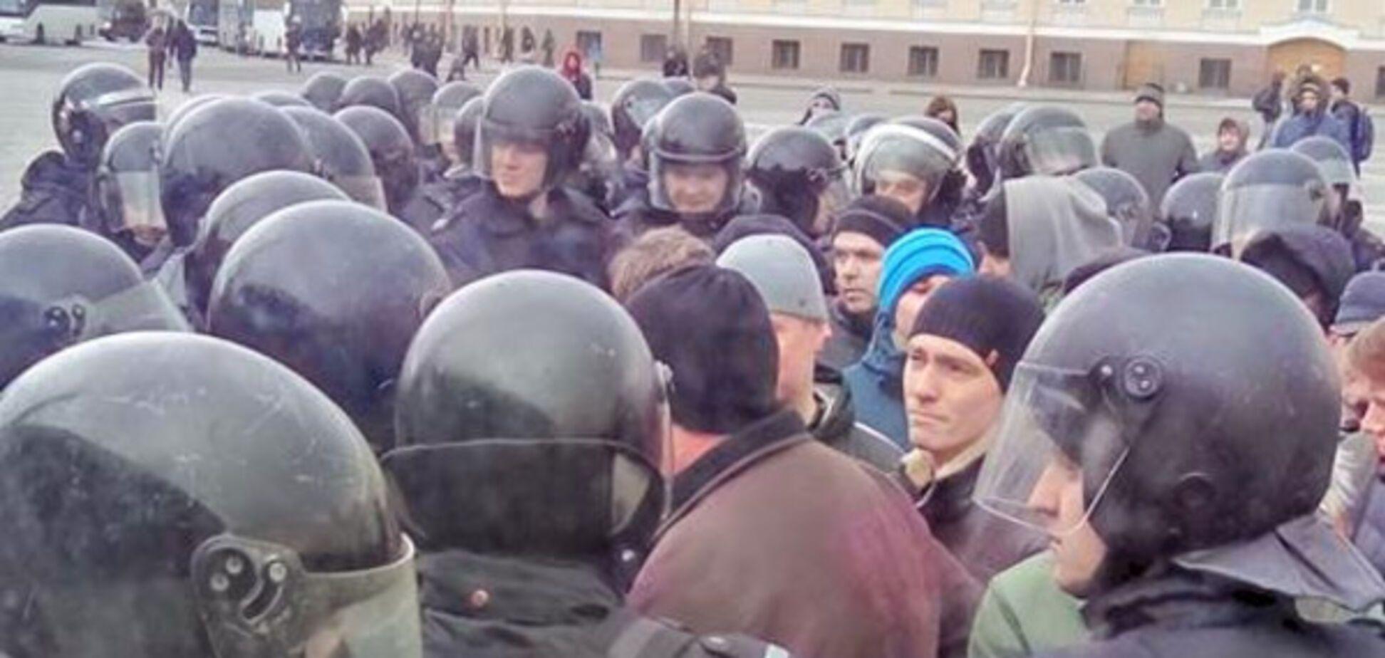 Опасайтесь людей с ... яйцами, или Протесты в России растут