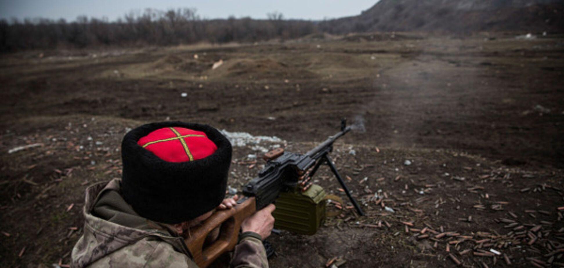 Бий своїх: розвідка розповіла про 'оригінальну' тактику терористів на Донбасі