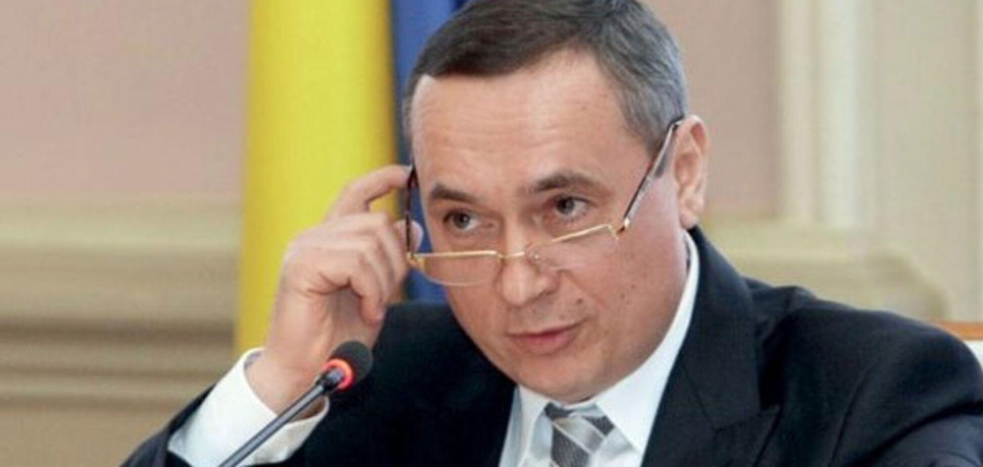 Мартыненко прокомментировал нашумевшую встречу с Онищенко