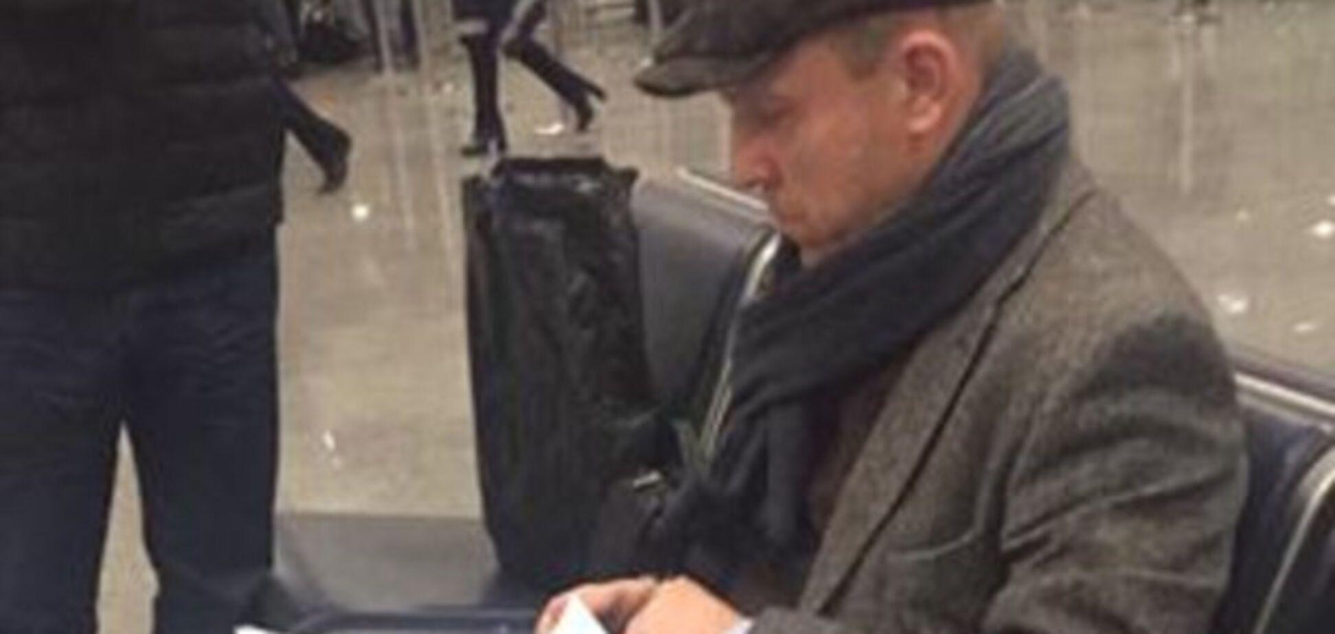 У Борисполі затримали чиновника Одеського НПЗ