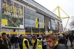 Взрыв в Дортмунде