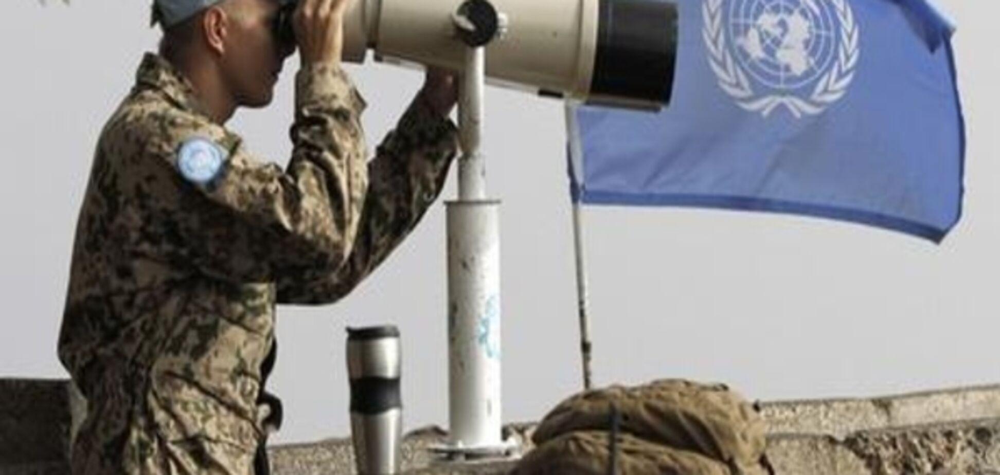Порошенко обговорив з Тіллерсоном можливість розміщення миротворців ООН на Донбасі