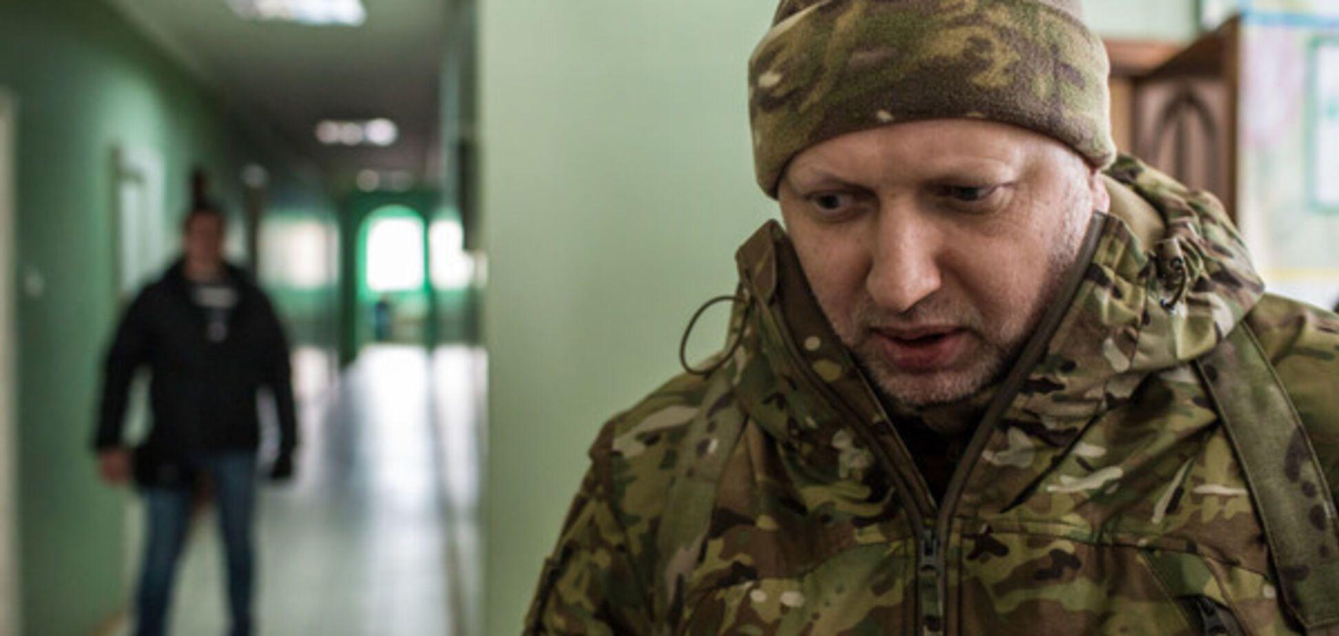 Это теракт: Турчинов назвал виновных в гибели члена ОБСЕ