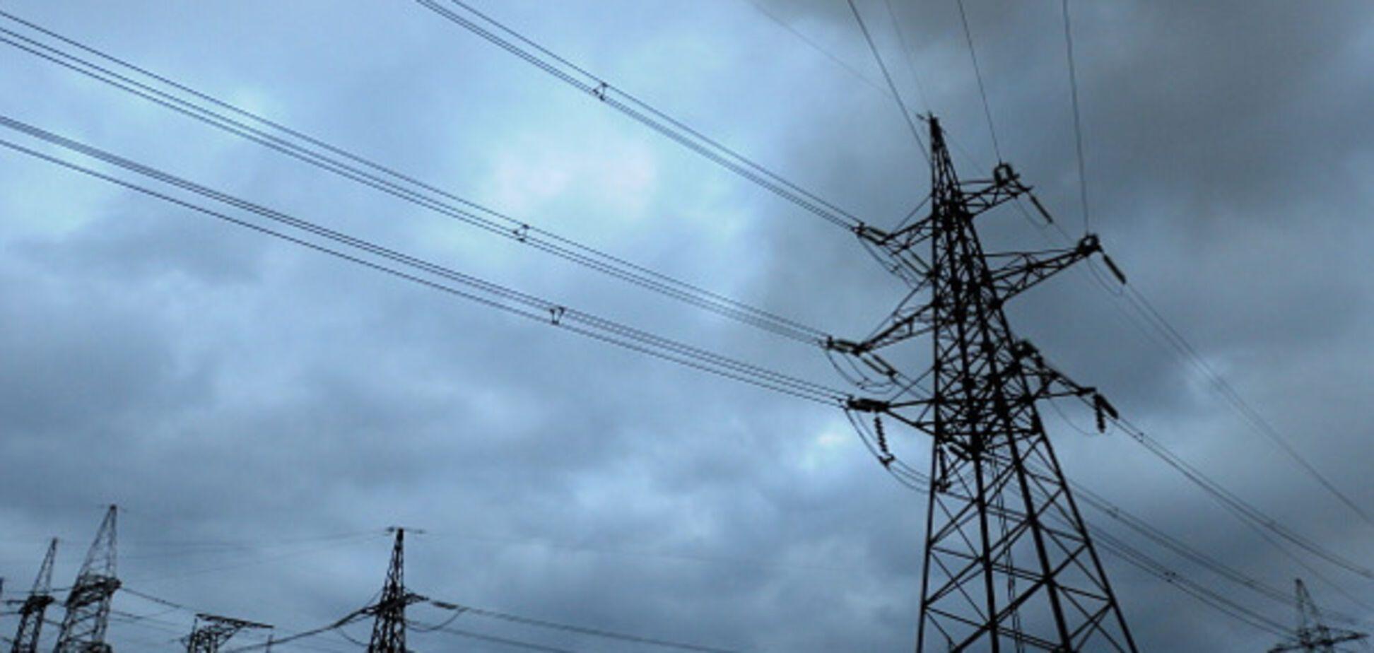 Электричество в Украине