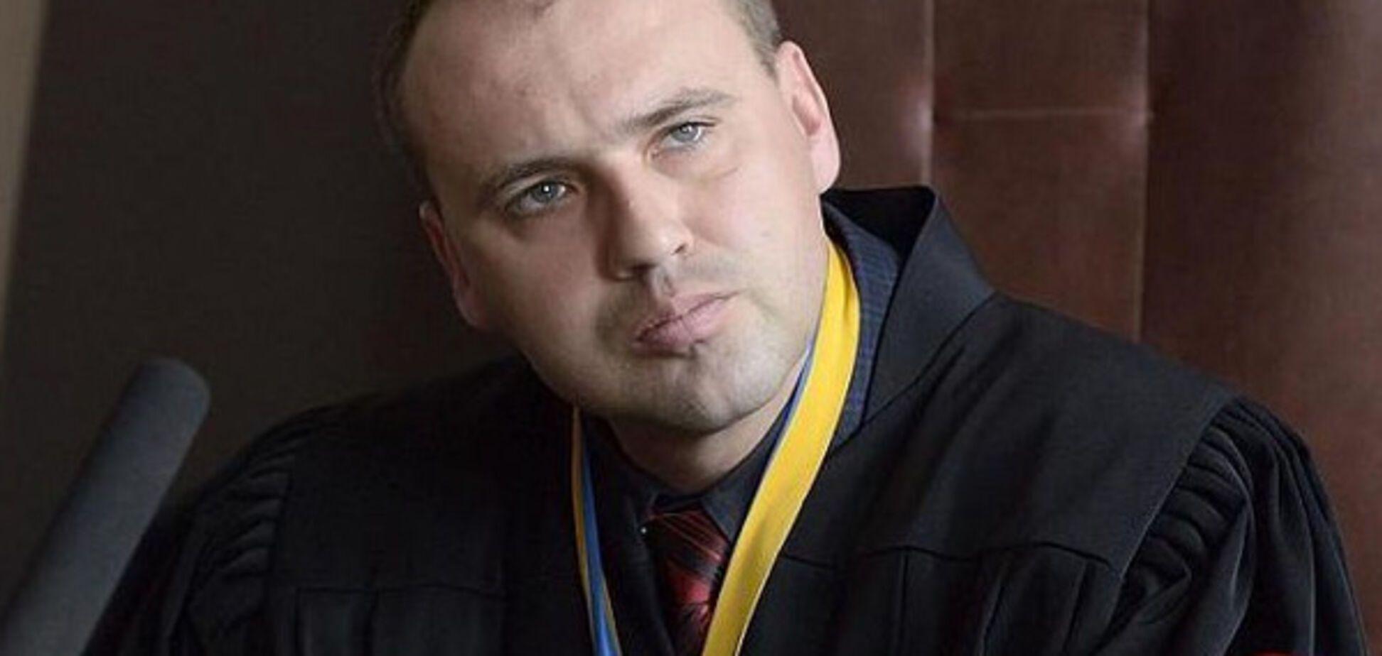 Суддя Солом\u0027янського районного суду Києва Олександр Бобровник