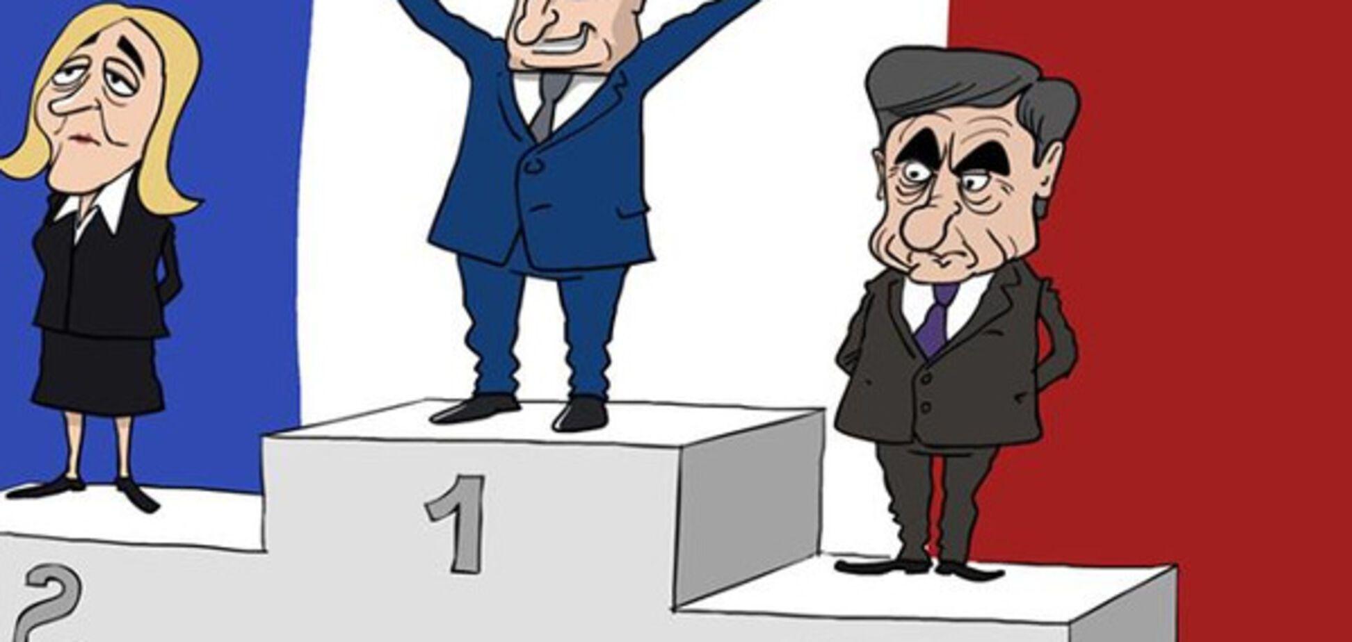Выборы президента Франции