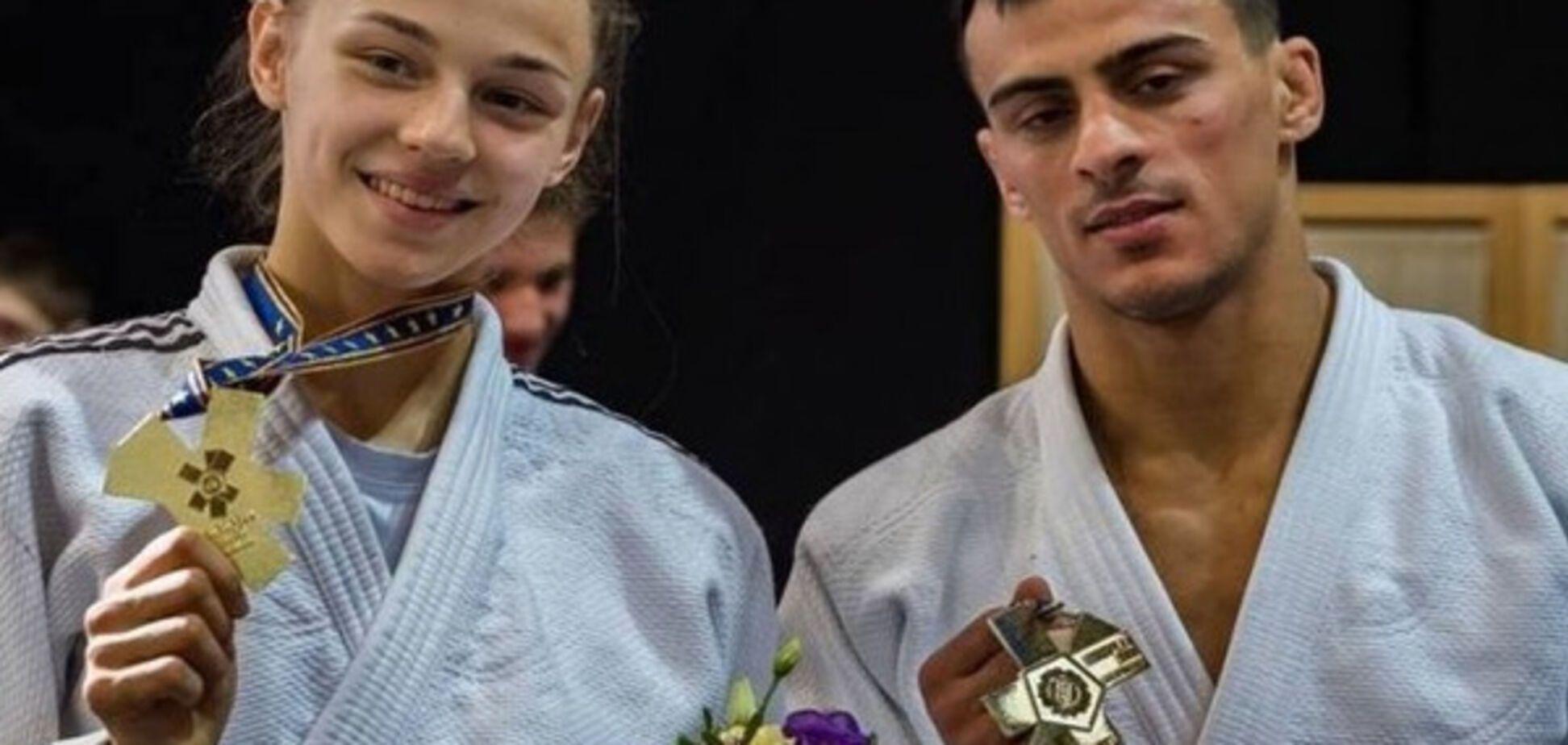 Дарья Белодед Георгий Зантарая