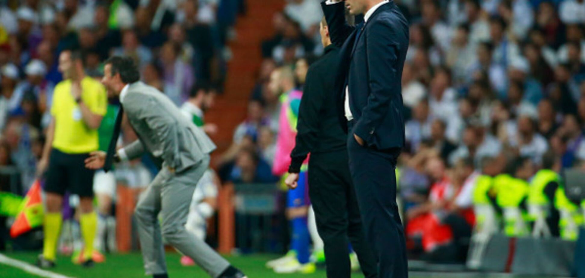 Зінедін Зідан Реал Барселона