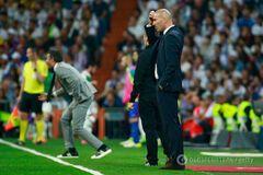 Зинедин Зидан Реал Барселона
