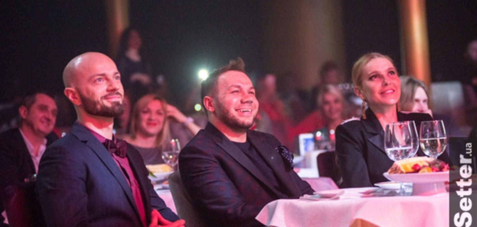 В Киеве впервые наградили лучших мужчин: опубликованы фото