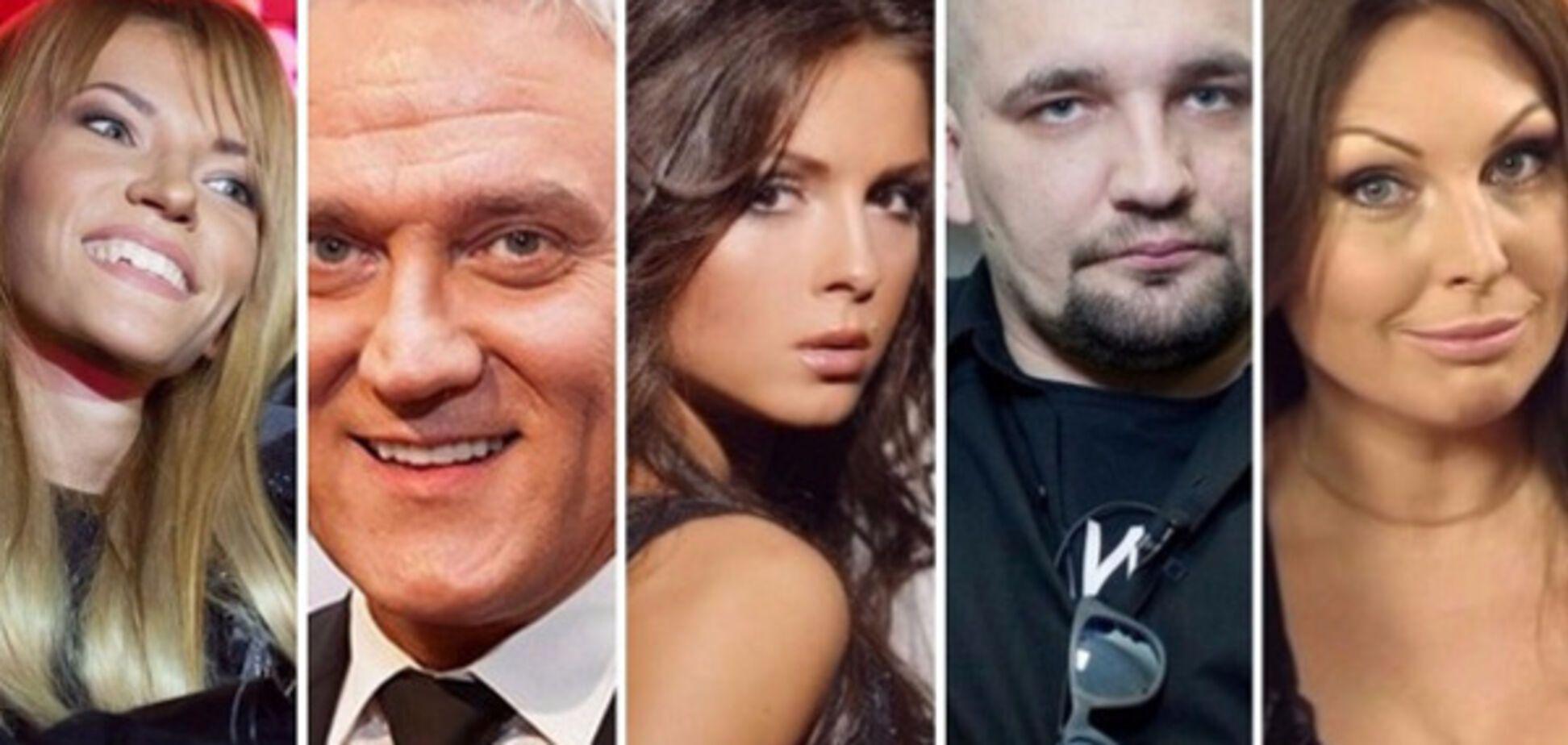 'Миротворец' против российских артистов: кто уже в 'чистилище'