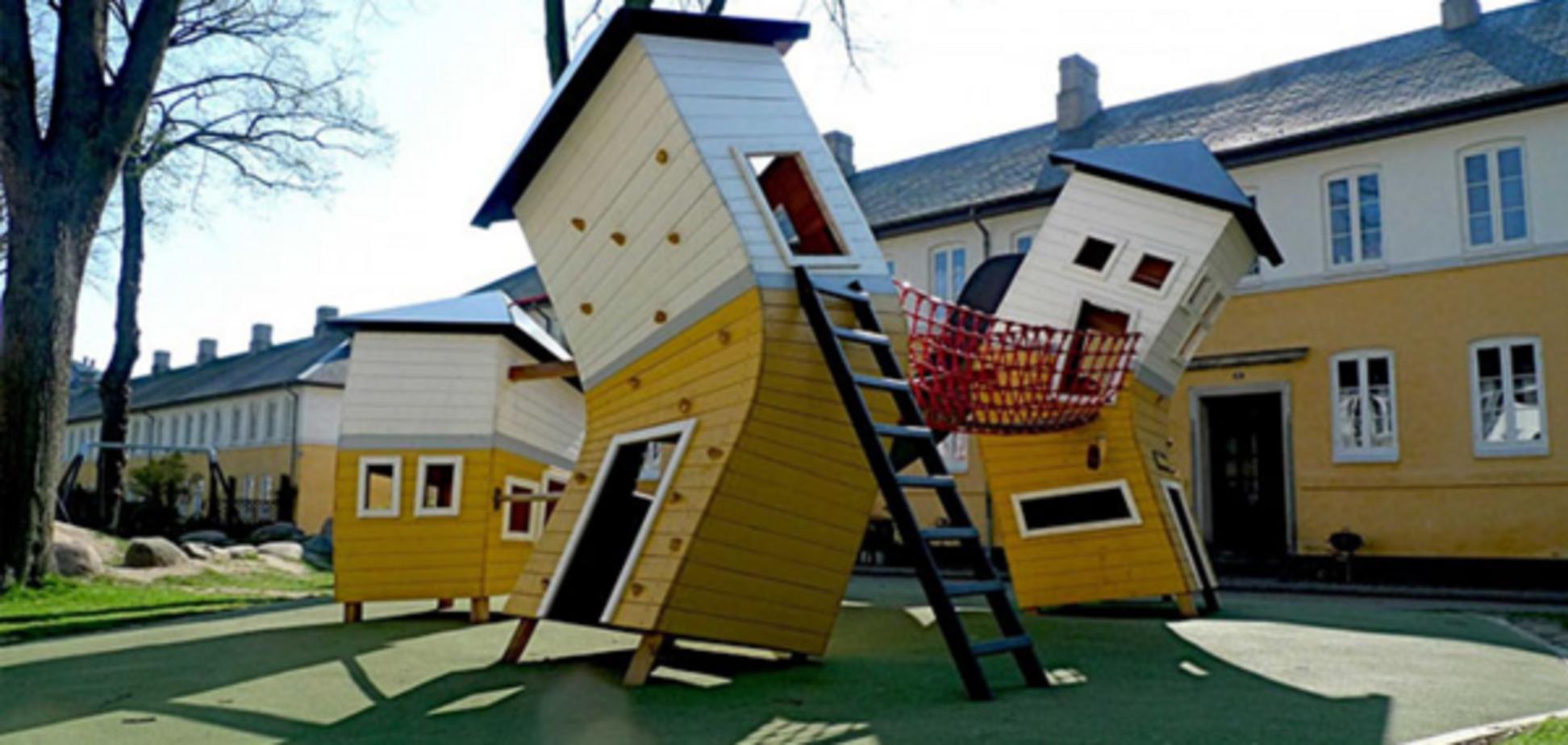 Детская мечта: сеть покорили фото игровых площадок, которые оценят и взрослые