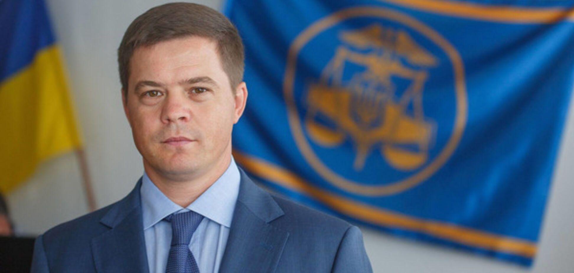 'Надеюсь, им стыдно': глава Киевской таможни выиграл суд у топ-канала Украины