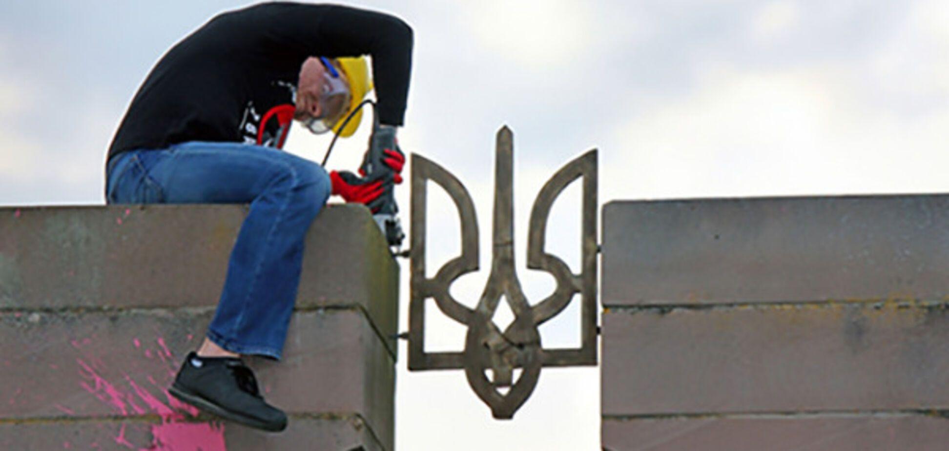 Памятник УПА в Польше
