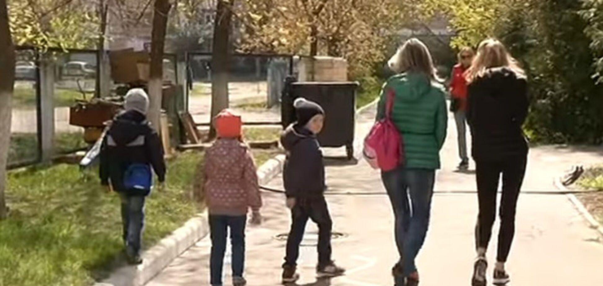 Взрыв бомбы в детсаде Киева: стало известно о состоянии 6-летнего малыша