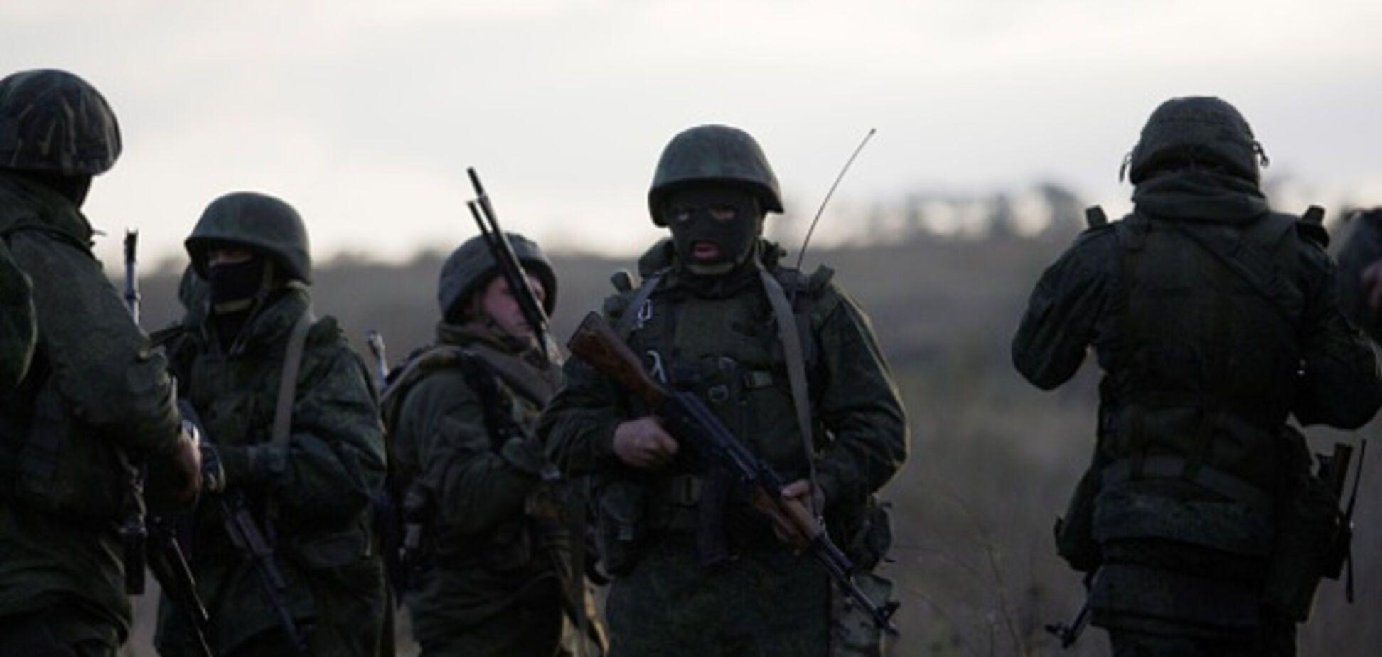 Российская армия в Украине