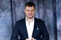 Вадим Лисиця з коханою