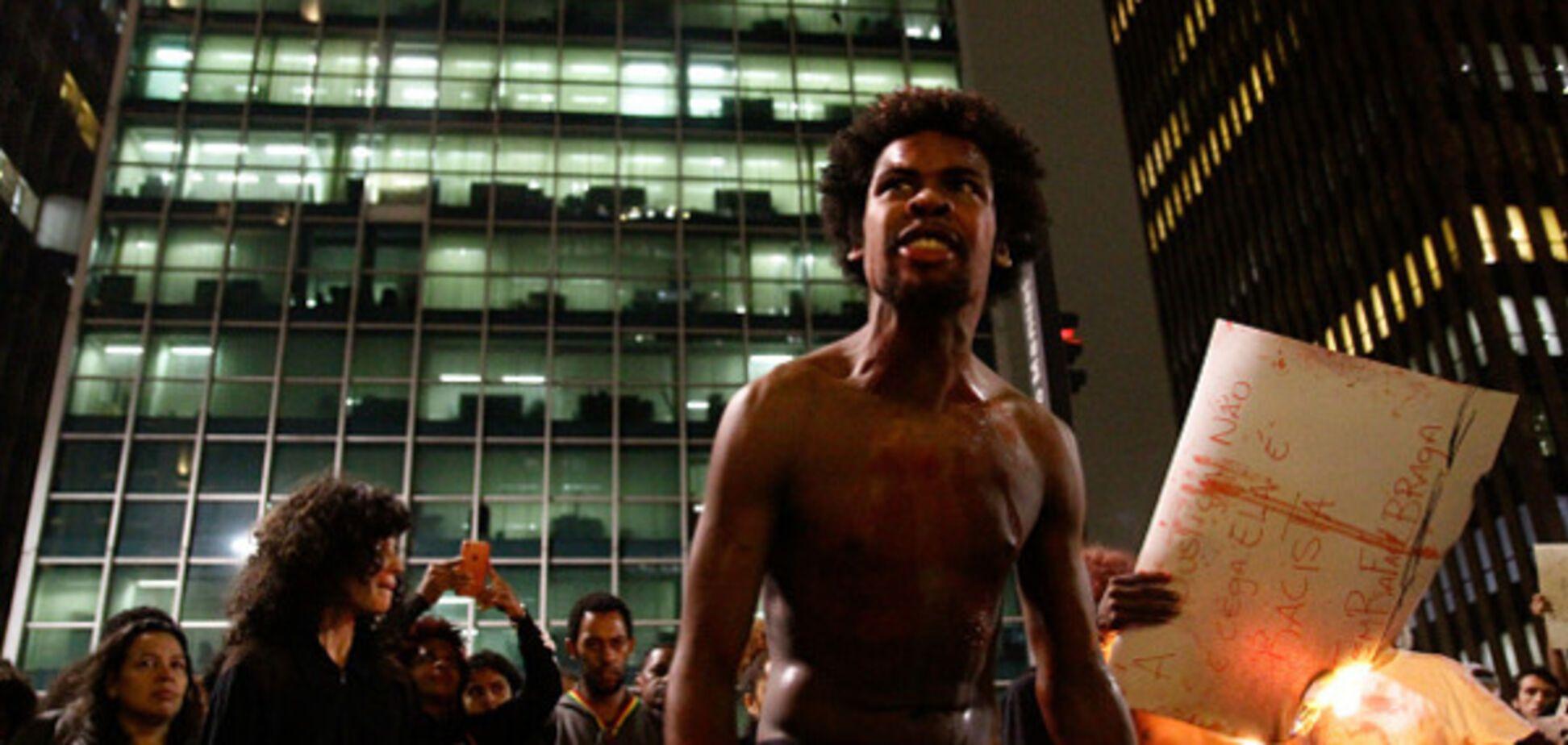Протести в Ріо-де-Жанейро