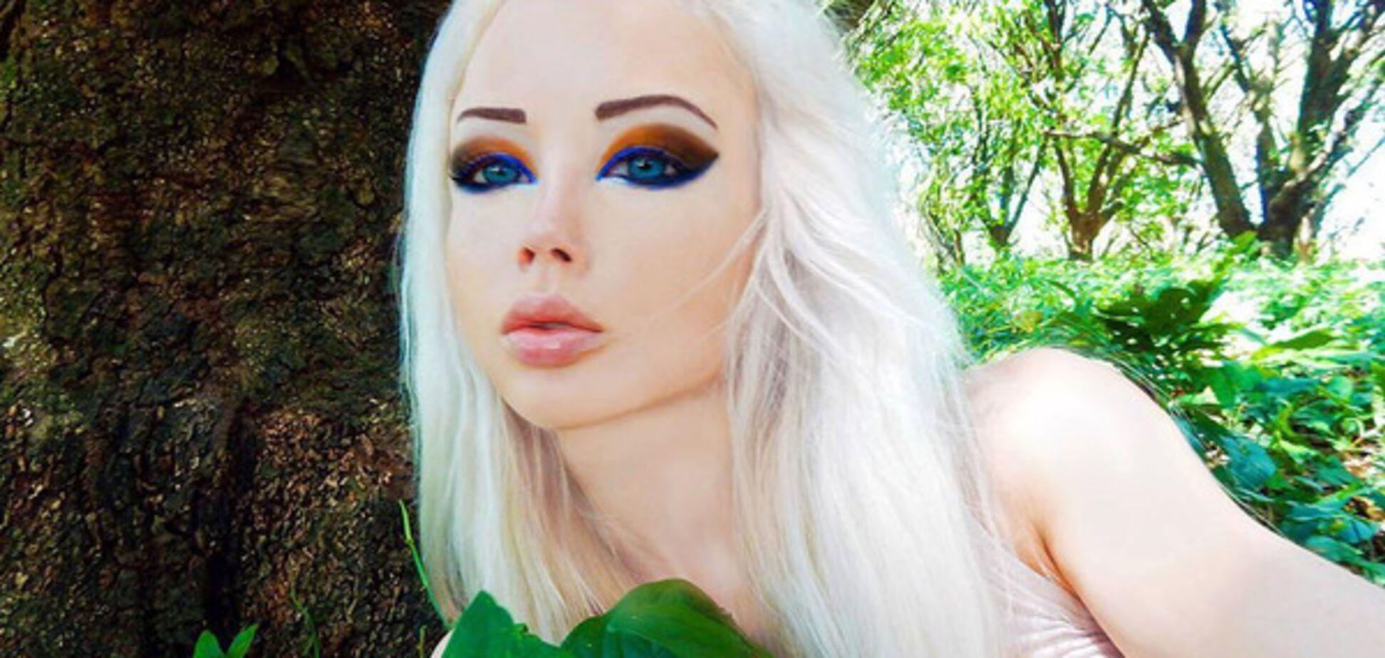 \'Одесская Барби\' (Валерия Лукьянова)