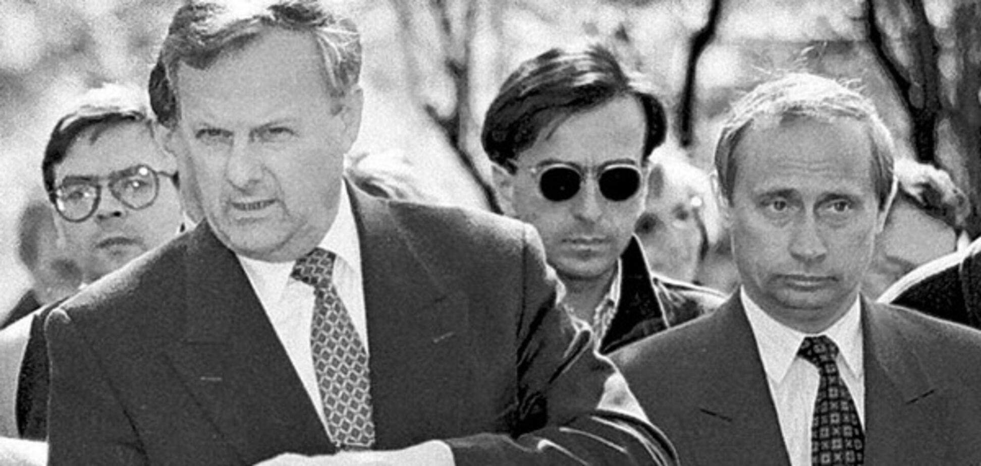 Путин в 90-е
