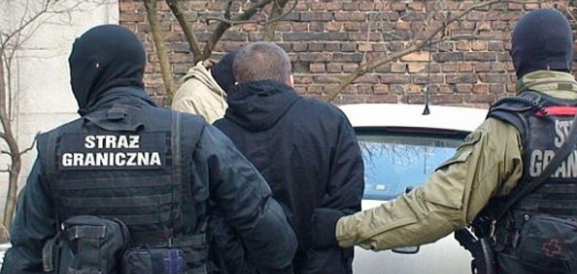 В Польше задержали убивавшего пленных на Донбассе террориста
