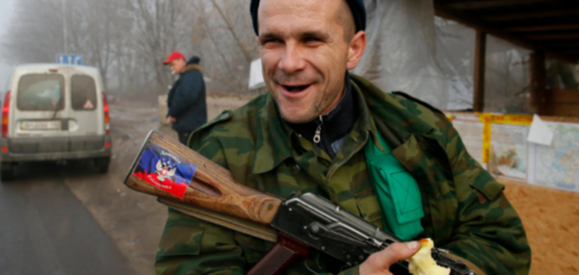 Є загиблі: розвідка розповіла про п'яні розваги терористів 'ДНР'