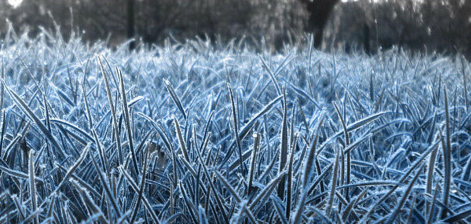 У ДСНС попередили про повернення заморозків в Україну