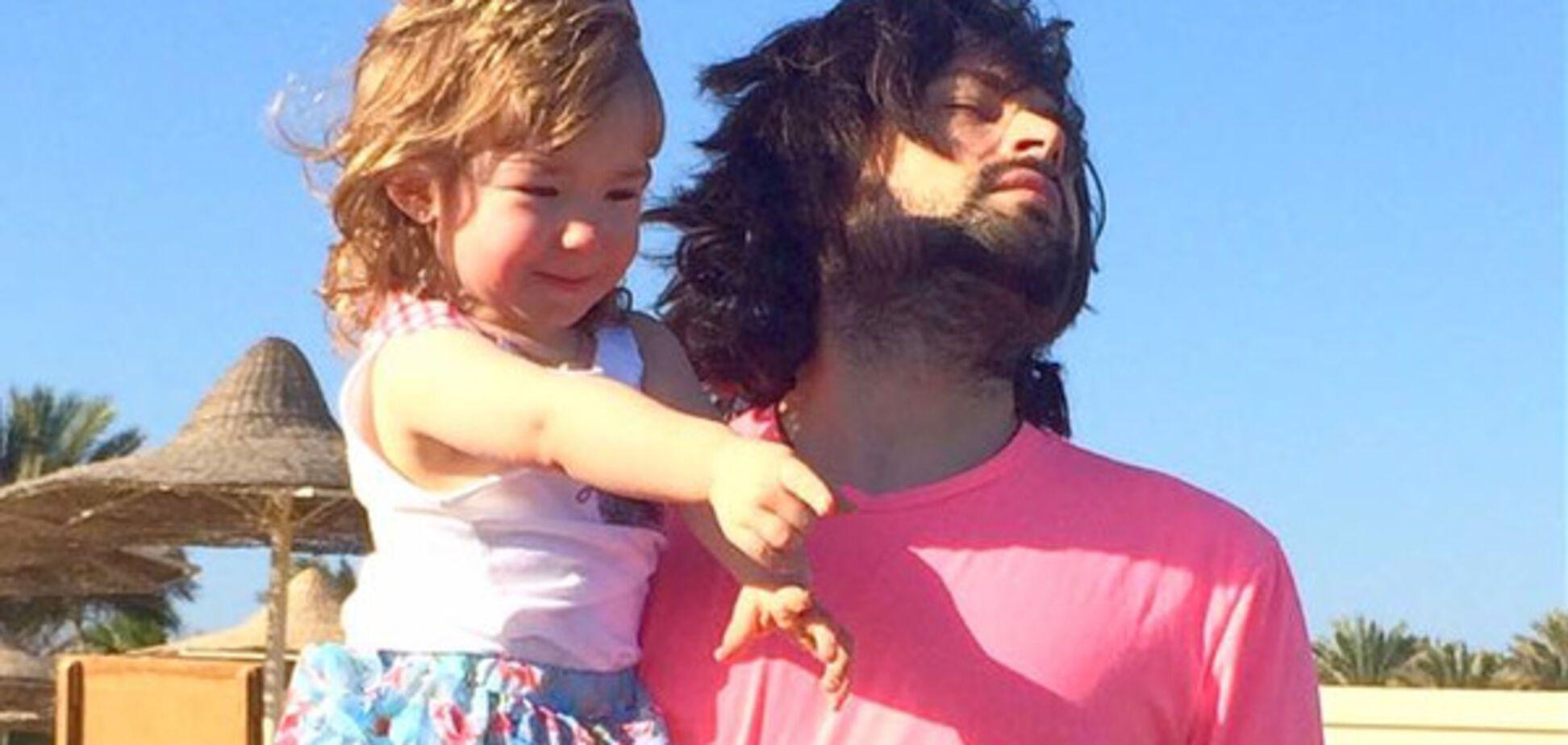 'Позитива вам': Алена Мозговая показала трогательные фото мужа и дочери