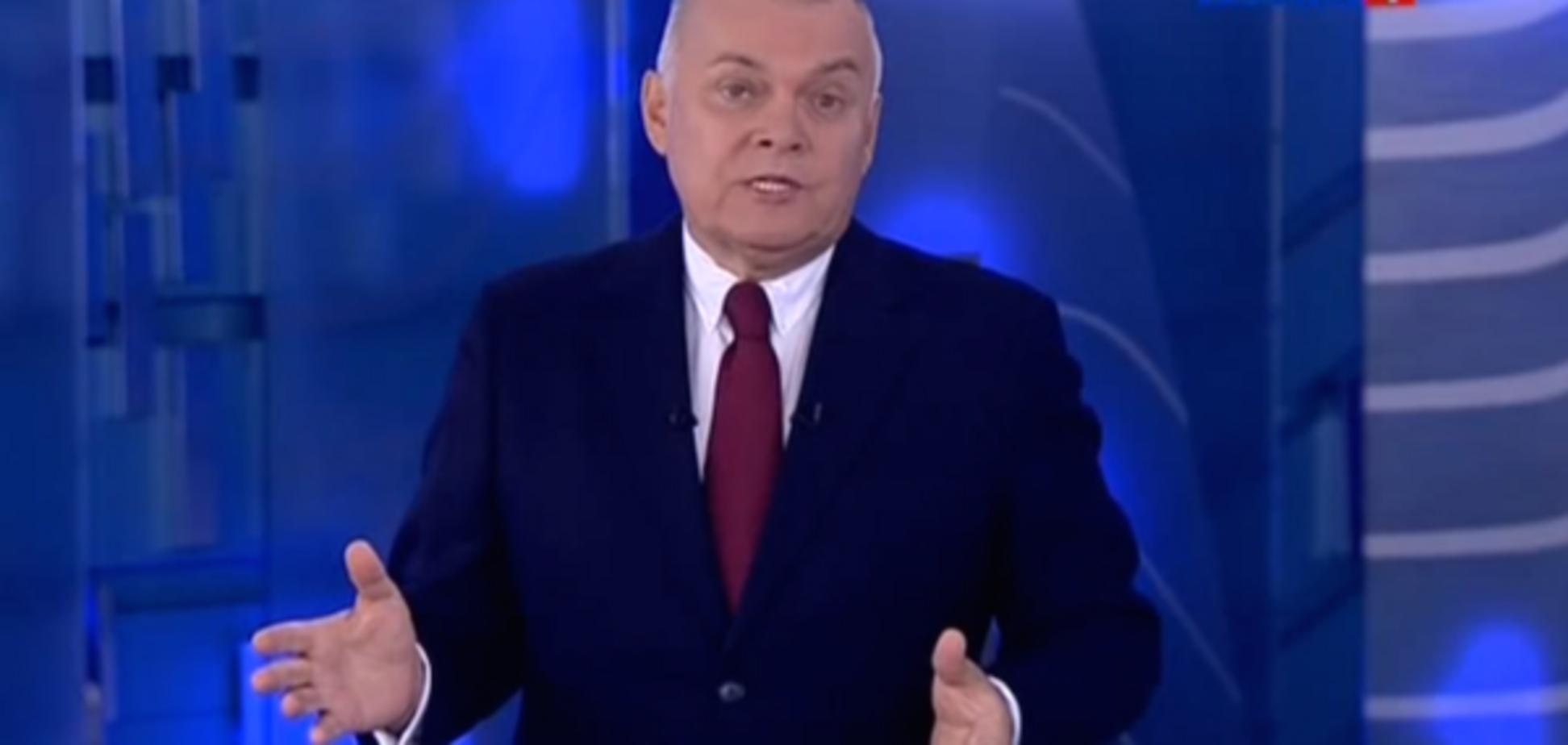 Дмитрий Киселев, Россия, телевидение