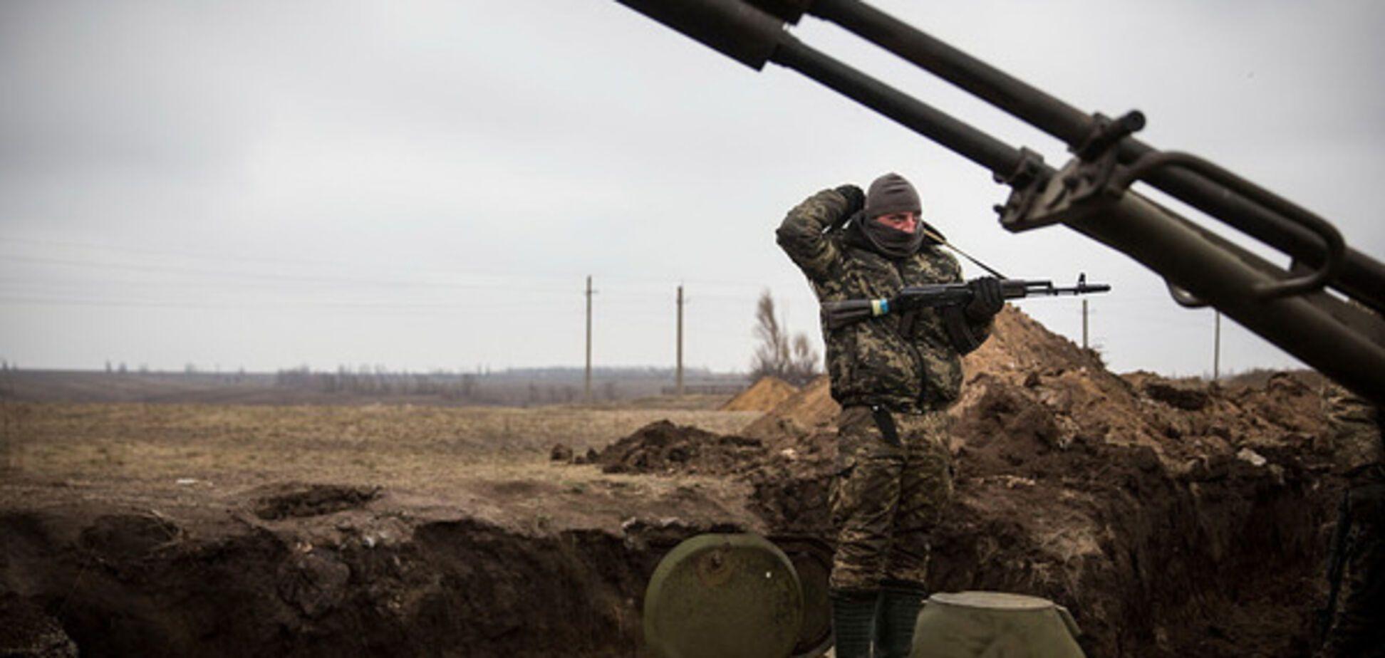 Ситуация обостряется: в штабе АТО доложили о новых потерях украинской армии