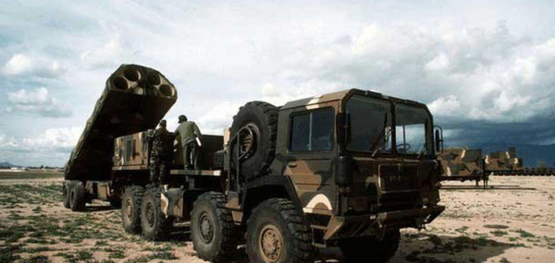 Крилаті ракети РФ