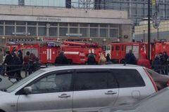 Вибух в Санкт-Петербурзі