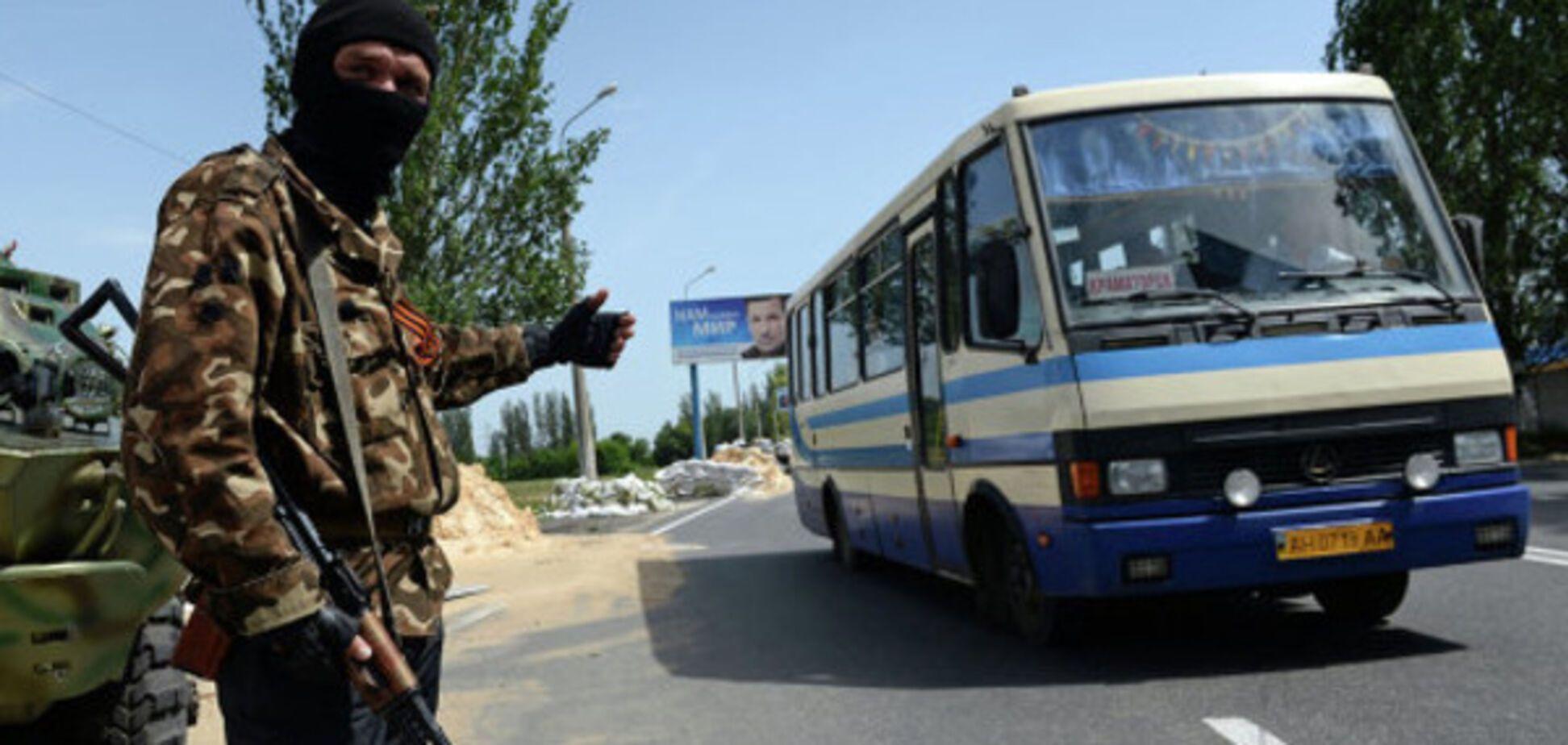Поездка из 'ДНР' в Украину: гадючник остался позади