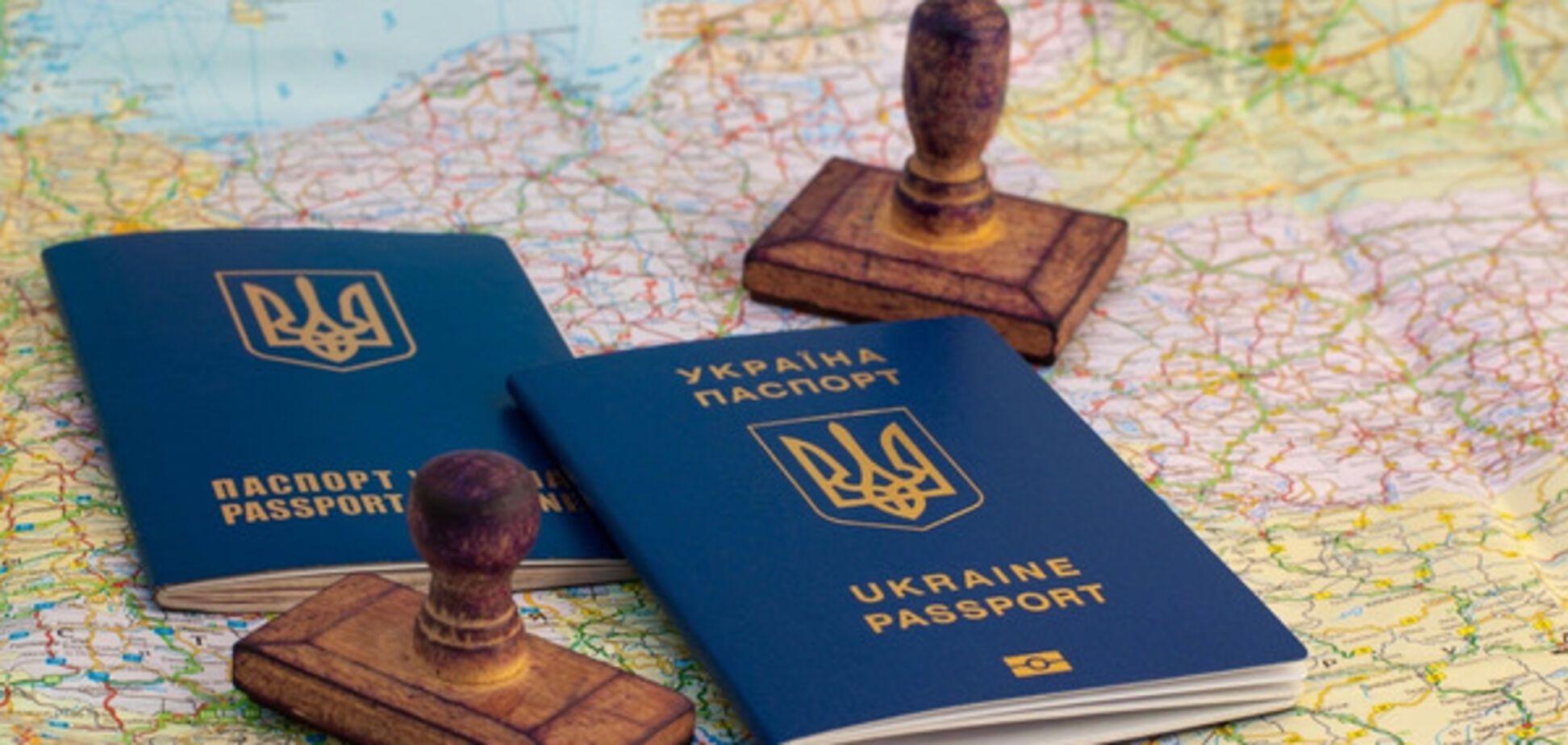 Безвізовий режим для України