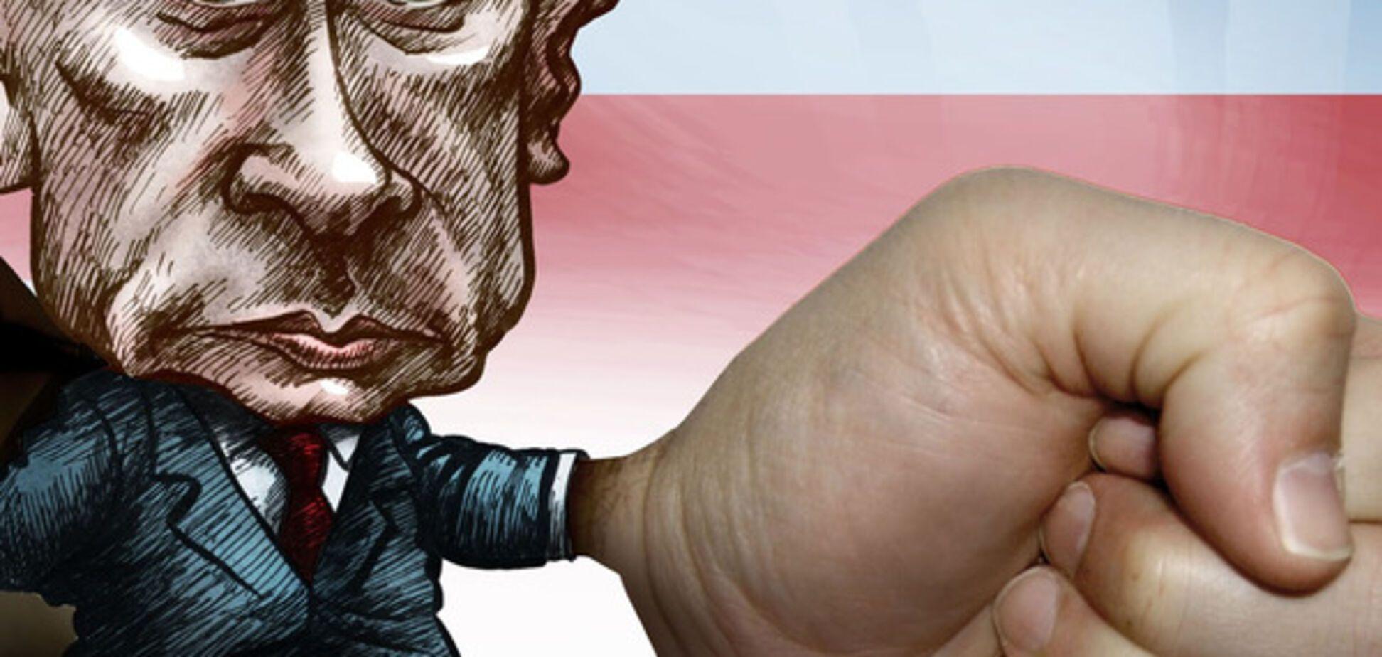 Карикатура, Путин
