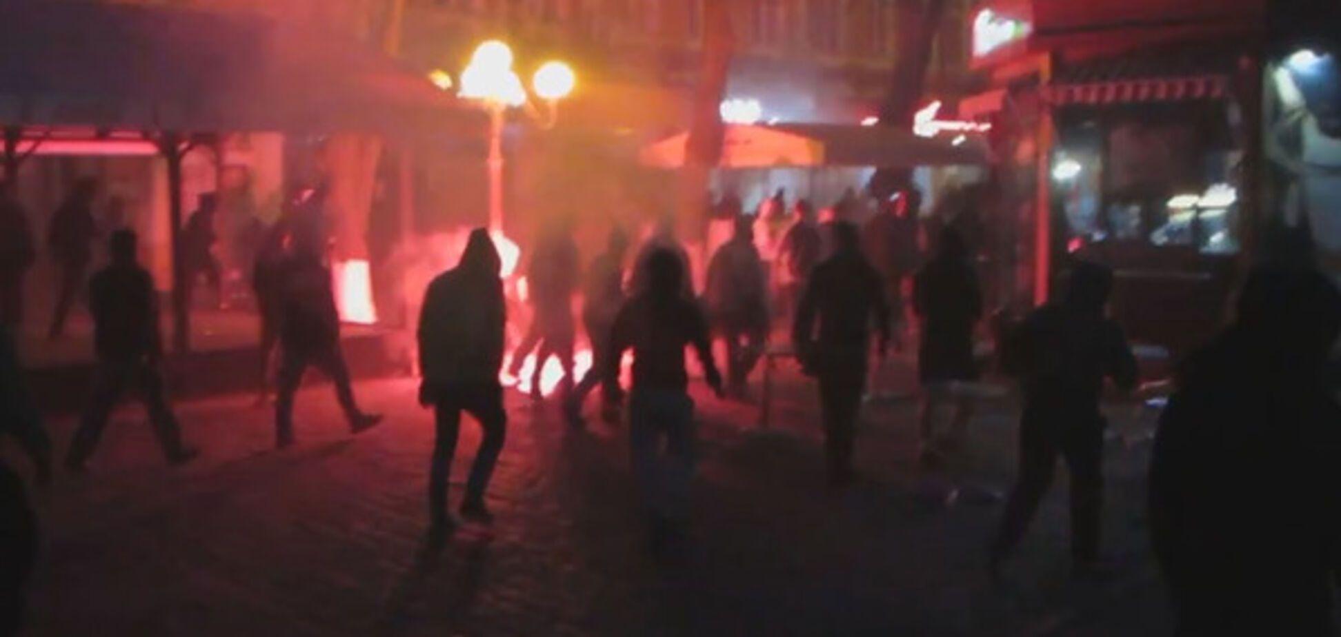 протест в Полтаві