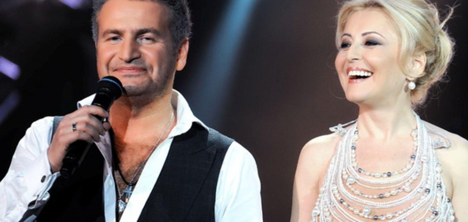 Скандал 'пьяного' Агутина с Варум на сцене: в пресс-службе артистов дали пояснения
