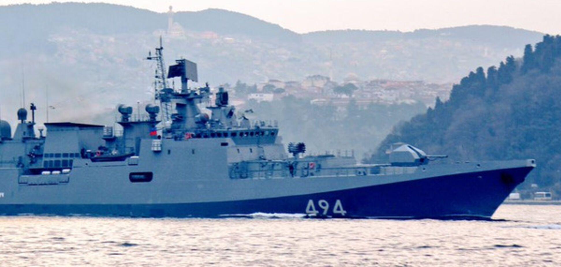 адмірал Григорович