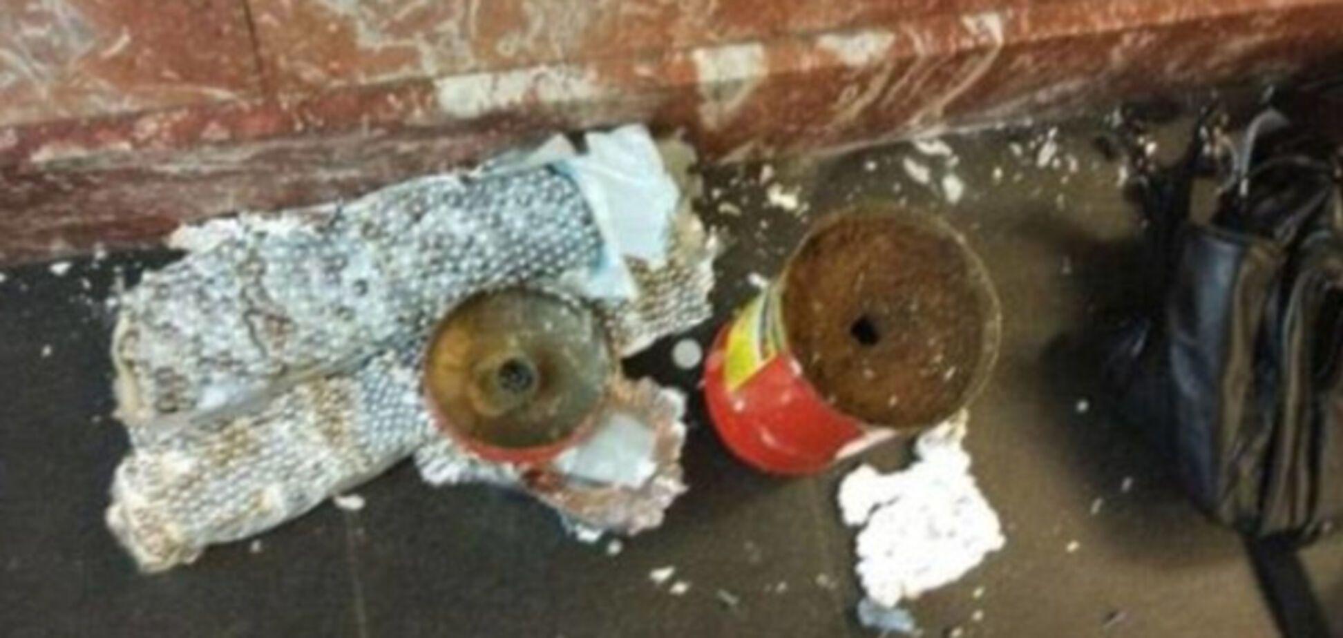 Бомба в метро Пітера