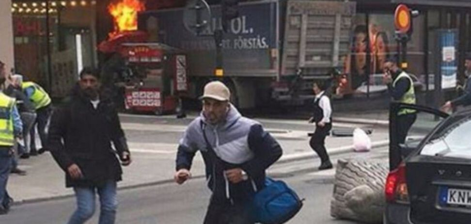 теракт Стокгольм