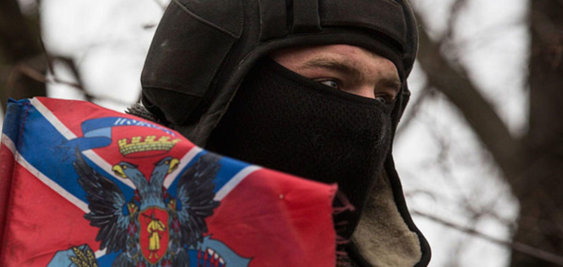 донбасс террорист