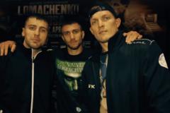 Гвоздик Ломаченко Усик