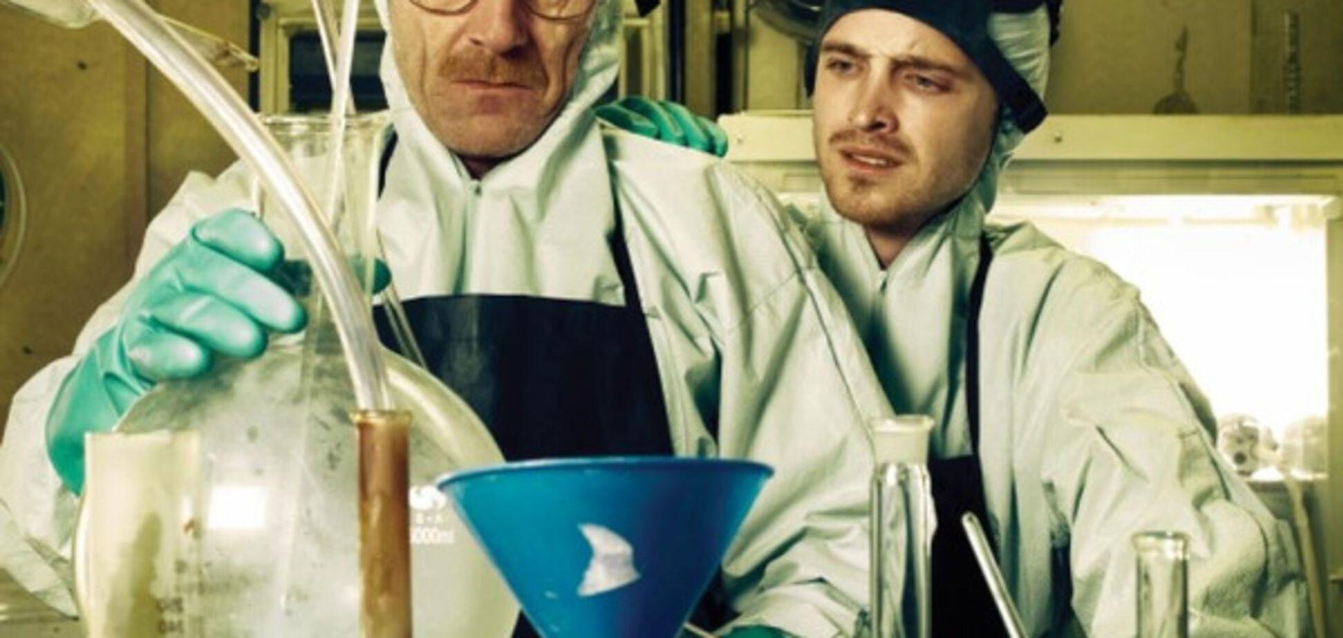 Во все тяжкие: в области работала целая лаборатория по производству 'фена' (ФОТО, ВИДЕО)