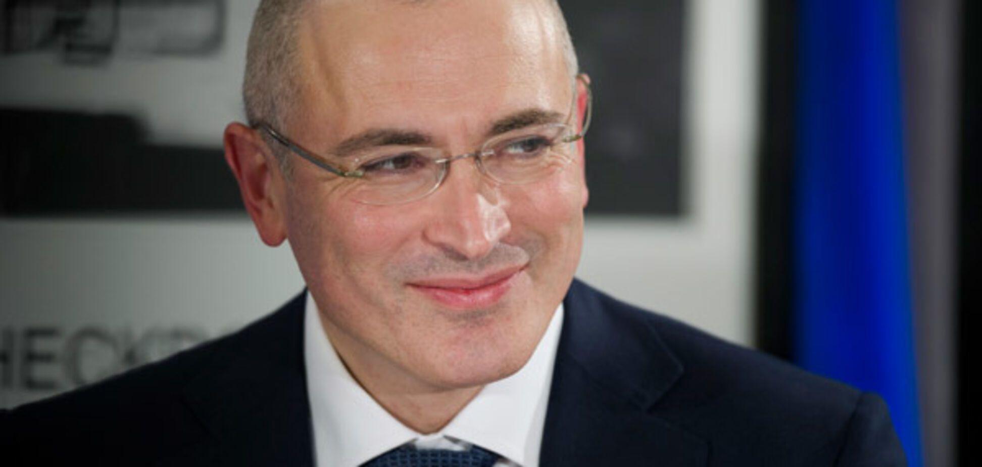 Ходорковского поймали на хамстве в отношении Украины