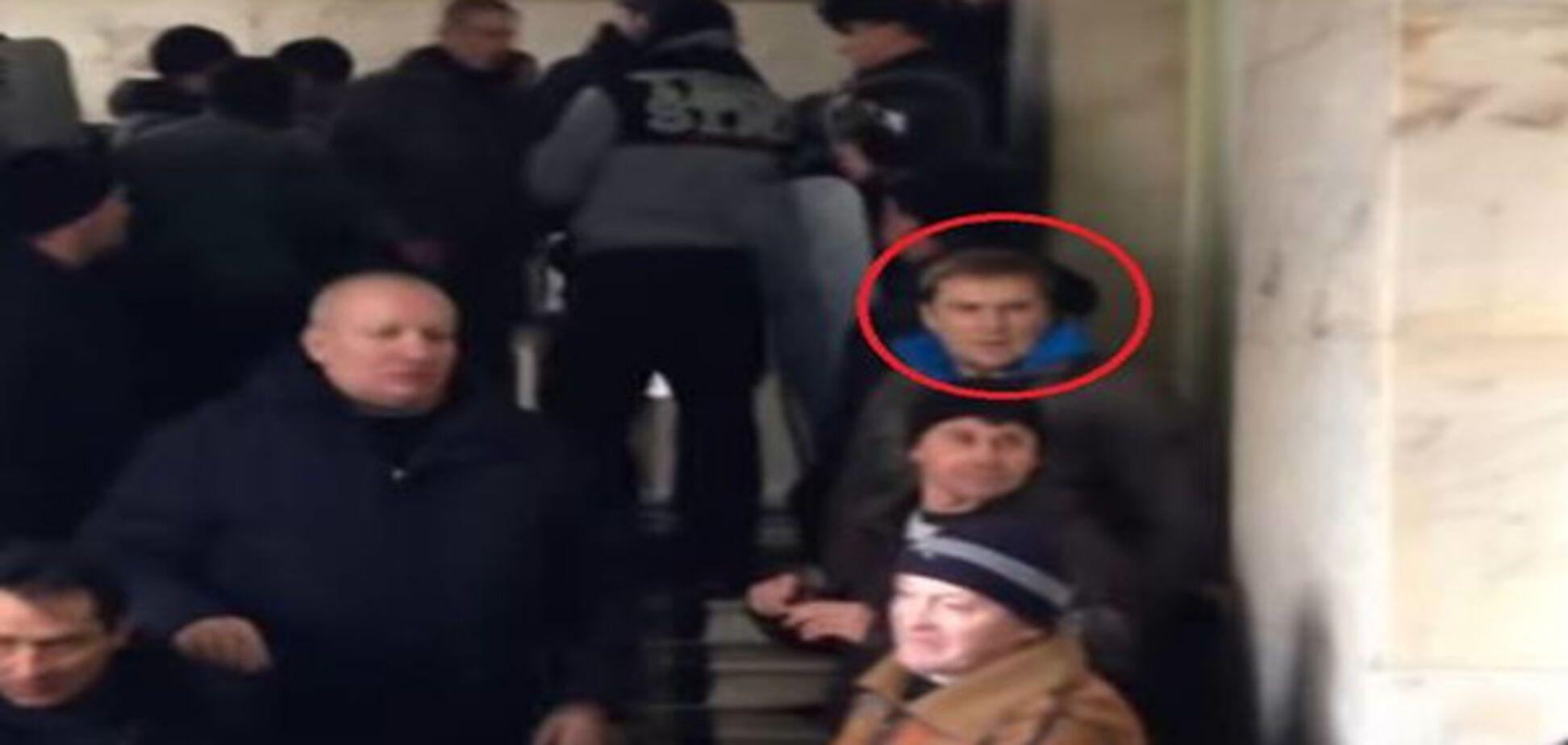 Скандал: зама Авакова увидели на компрометирующем видео